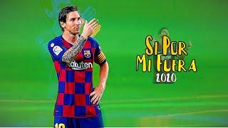 Lionel Messi [Rap]si por mi fuera-Beret/2020