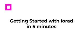 Videos zu iorad