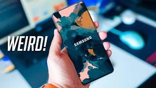 Samsung Galaxy S22 Ultra - THIS IS WEIRD