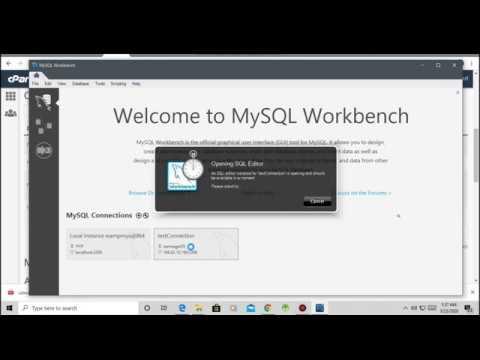 connect mysql server to workbench | mysql workbench | how to configure mysql workbench