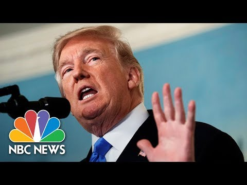 President Donald Trump Speaks At FBI National Academy Graduation (Full) | NBC News