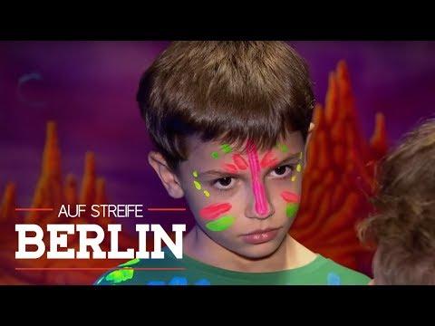 Panik beim Minigolf: Warum ist mein Sohn (6) betrunken? | Auf Streife | SAT.1 TV