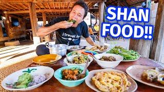 Shan Food - YARDBIRD CHICKEN CURRY!! 🐓 Village Cooking in Mae Hong Son!