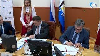 Подписано соглашение между Россотрудничеством и Правительством Новгородской области