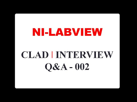 LabVIEW CLAD Exam Interview Questions 002 Shift Registers and ...