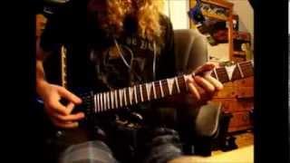 Cinderella - Somebody Save Me (guitar cover)