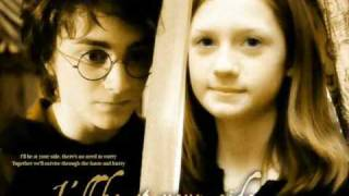 Bonny Wright - Бонни Райт, Harry Potter And Ginny Weasley: Love Story