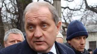 Могилев о заседании президиума крымкого парламента в захваченном здании