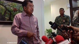 Jusuf Kalla Sebut Kritik Kebijakan ke Jokowi demi Kebaikan ke Depan