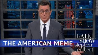 Stephen Examines The Conservative 'Walk Away' Memes