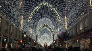 preview picture of video 'The Cathedral #Teaser - Christmas in Malaga | @XimenezGroup'