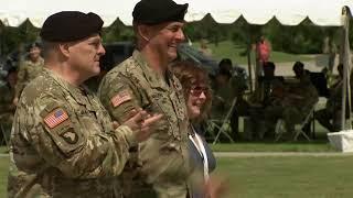 TRADOC Change of Command Ceremony - 21 Jun 2019