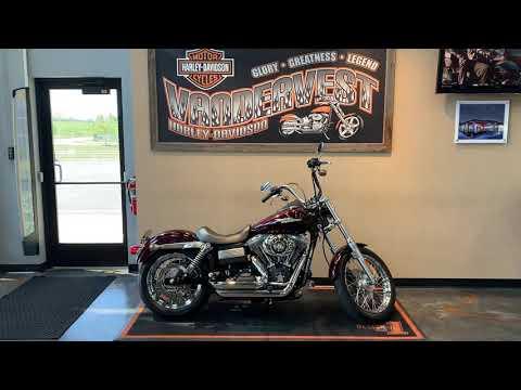 2007 Harley-Davidson Dyna Glide Street Bob at Vandervest Harley-Davidson, Green Bay, WI 54303