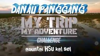 preview picture of video 'My trip danau panggang HSU kalimantan selatan'