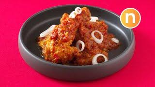 Ayam Masak Merah [Nyonya Cooking]