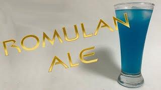 Romulan Ale: Cocktail Tutorial
