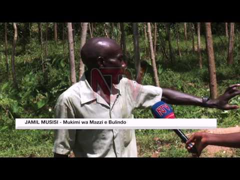 EBBULA LY'AMAZZI: Aba NWSC boogedde ku g'e Kampala ne Wakiso