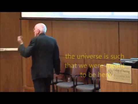 God and human evolution – Ken Miller, George Coyne, Rowan Williams, N.T. Wright