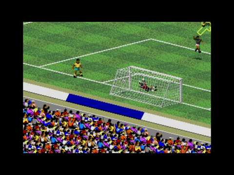The classic game that started the FIFA Series - FIFA International Soccer - Sega Genesis.
