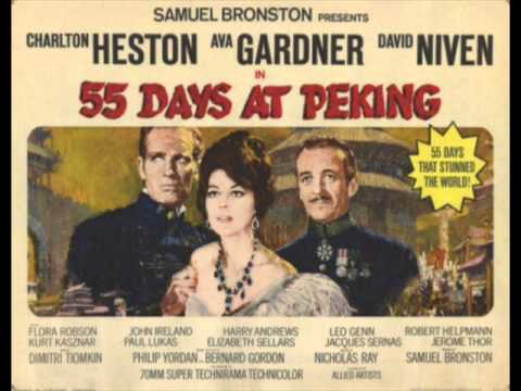 "Overture from ""55 Days at Peking"" (1963) - Dimitri Tiomkin"