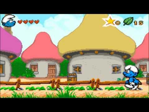 La Mission des Schtroumpfs Game Boy