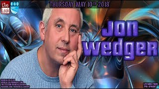 The Richie Allen Show - May 10th 2018 with Jon Wedger