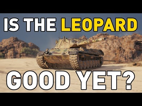 Is the Leopard 1 Good Yet in World of Tanks?