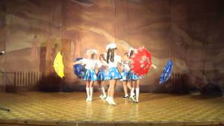 Танец с зонтиками.wmv