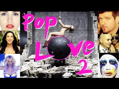 PopLove 2 | ♫ MASHUP OF 2013 | By Robin Skouteris  (56 songs)