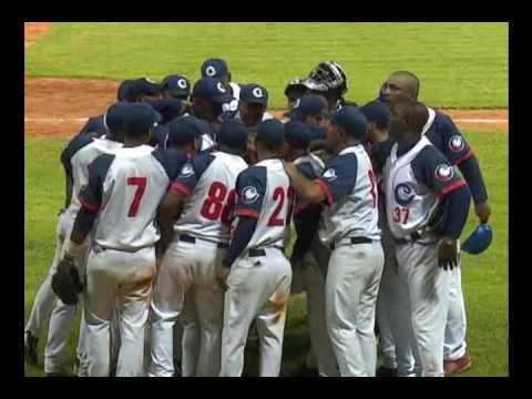 Clasificación del equipo de Béisbol de Camagüey a la segunda etapa de la Serie Nacional