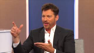 "Harry Connick Jr. Talks About ""Harry"" and ""Will & Grace"" Reboot"
