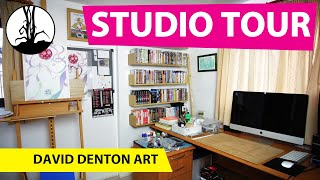 My Studio Tour