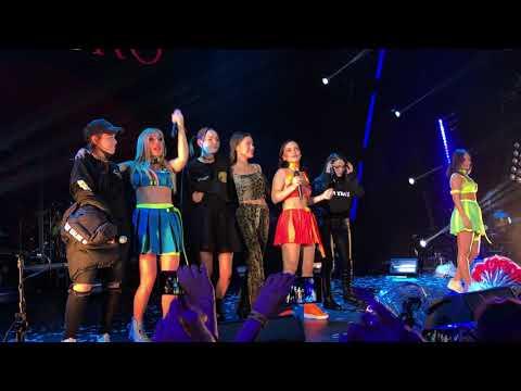 MOLLY - Рассыпая Серебро (Vegas City Hall 09.11.2018) видео