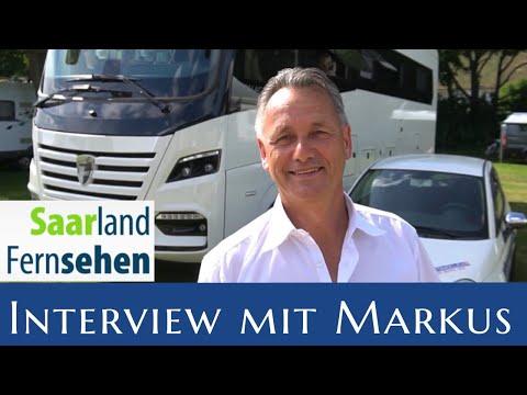 Markus im Interview / Saarland Fernsehen