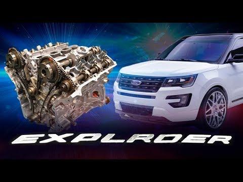 Ford Explorer V6 3.5 Самый мощный EcoBoost