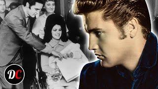 Elvis Presley i jego związek z 14-letnią Priscillą!