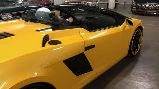 2008 Lamborghini Gallardo Spyder For Sale Near Grand Rapids