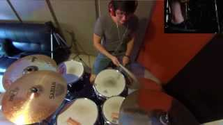 You probably couldn't see for the lights... - Arctic Monkeys - AlanXCM (Drum Cover