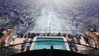 Caribbean Princess Cruise Ship Tour and Activities