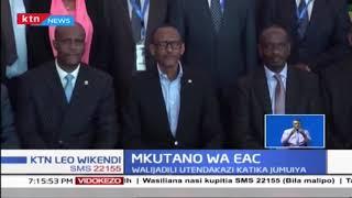 Baraza la Mawaziri wa EAC wafanya mkutano Rwanda