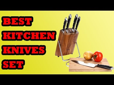 Best Kitchen Knives Set 2018 | Top 10 Kitchen Knives Set in 2018