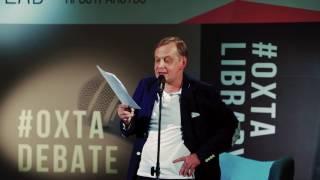 БеспринцЫпные чтения в Охта Lab: Племяш наш