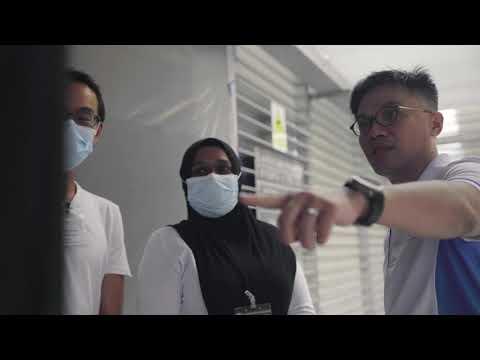 Alan Lim, Emergency Preparedness