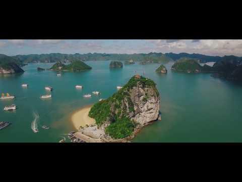 Clip HaLong Bay 4k