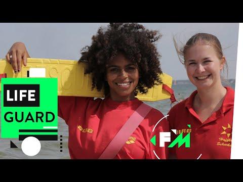 Erste Hilfe am Strand – Als Rettungsschwimmer bei der DLRG