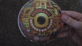 Futurama:The Complete Series DVD Unboxing