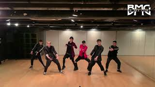 B.M.G. Dance Rehearsal Video