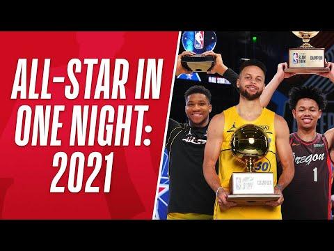 ⭐ BEST Of 2021 #NBAAllStar In One Night! ⭐