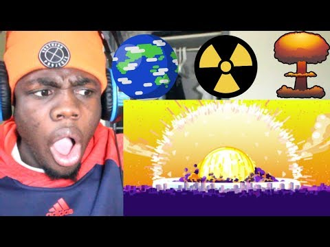 What if We Nuke a City? by  Kurzgesagt – In a Nutshell REACTION!!