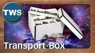 Tutorial: Transport-Box (Tabletop-Zubehör, TWS)